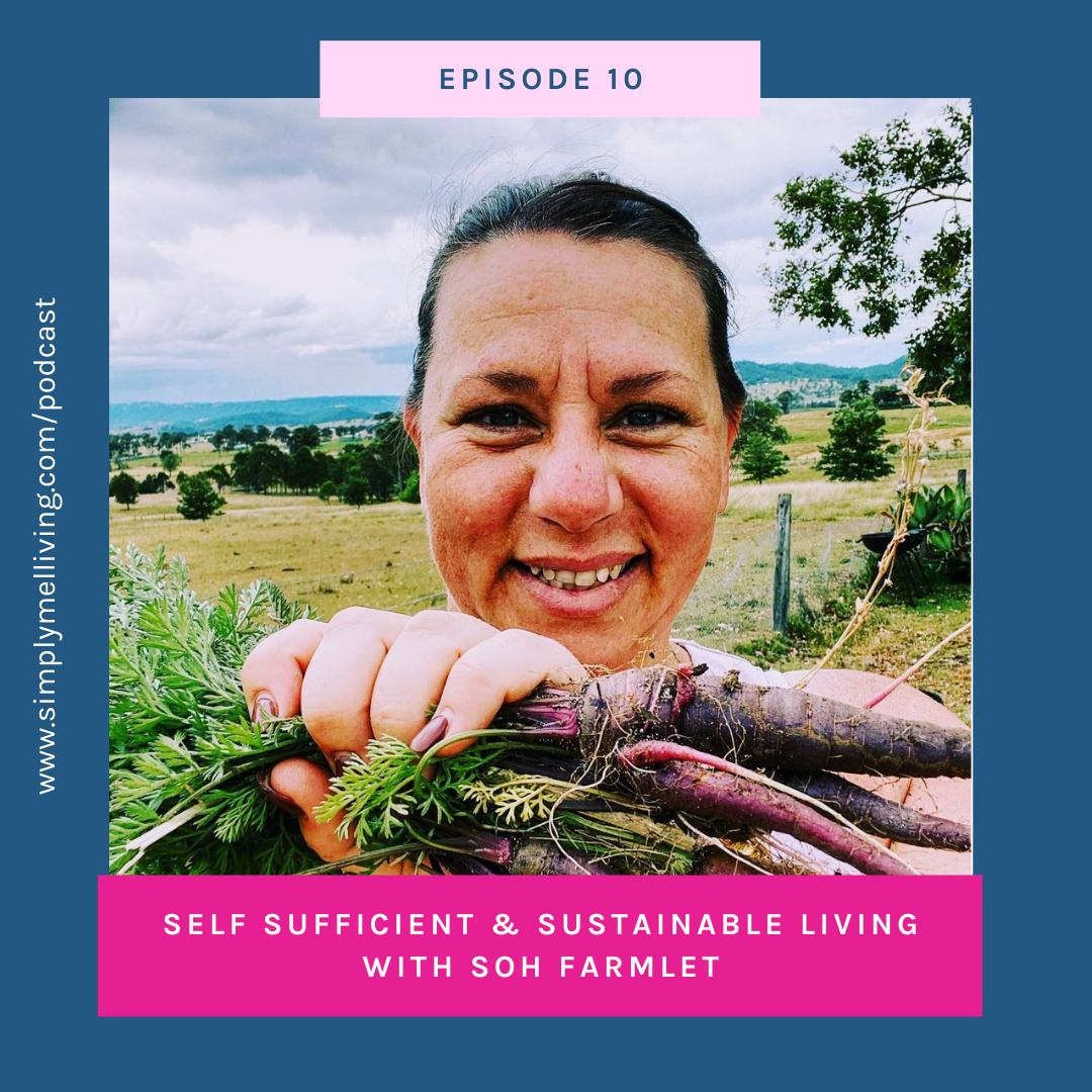 Episode 10: Self sufficient and sustainable living with SoH Farmlet