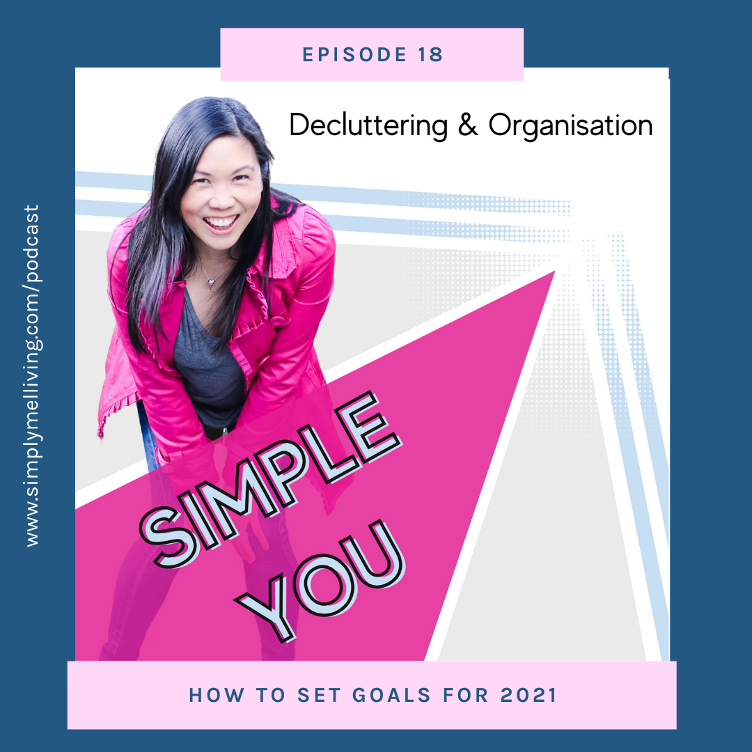 Episode 18: How to set goals for 2021